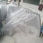 酒店招牌铝单板 氟碳喷涂铝板生产厂家