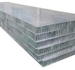 鋁蜂窩板幕墻 弧形鋁蜂窩板哪家好