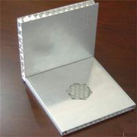 鋁蜂窩外墻板 裝飾鋁蜂窩板批發