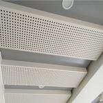 大堂吊顶铝单板 弧形铝单板吊顶厂家排名