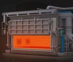 熔铝炉简图