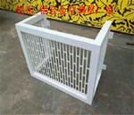 办公铝合金空调罩-铝百叶空调罩-潮州厂家直销