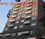 酒店鋁合金空調罩-鋁合金空調罩-惠州生產廠家