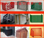 办公楼铝合金空调罩-冲孔空调罩-崇左专业供货厂家
