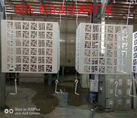 廈門鋁百葉空調罩多少錢鋁合金空調罩各