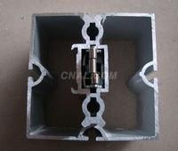 廣交會特裝搭建八分四槽方柱鋁材