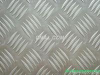 本公司供应五条筋花纹铝板