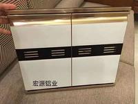 隱形晶鋼門鋁材隱框晶鋼門