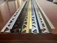 鋁合金瓷磚T型扣卡東莞鋁材
