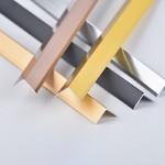 广州型材护墙角铝合金线条L型