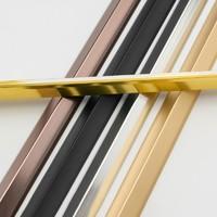 東莞新款鋁合金L型直角收邊條