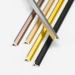 佛山铝材木饰面铝合金T线条