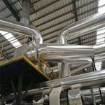 管道保温铝卷 0.4mm铝合金板