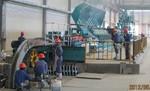 高强度铝合金杆连铸连轧生产线