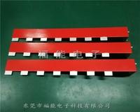 連接硬鋁排噴粉壓螺母異型排價格