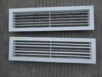 空调百叶排风口 铝合金中央空调口