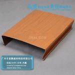 立体感十足 广州铝条扣生产厂家
