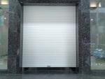 供應鋁合金型材卷簾門/鋁型材門