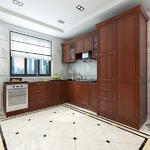 木紋焊接整板鋁材生產全鋁家具