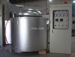 珠三角东莞350公斤熔化炉 机边炉