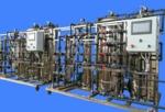 電泳加工超濾係統自動化設備