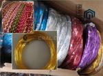 供应彩色铝线,氧化铝线工艺品铝线