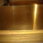 C2680黄铜板尺寸 易车削黄铜板