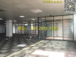 深圳哪里有做玻璃加百叶窗隔墙