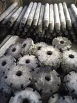 除氣石墨轉子 鋁溶液凈化耗材