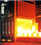 锻造加热炉 燃气式台车炉