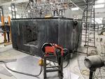 镁棒加热炉 旋转式加热工业电炉