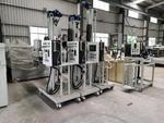 鋁液精煉除氣機 移動式除渣機