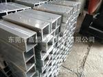高品质铝合金方管 6063异型铝管
