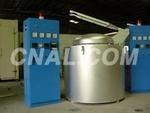 鋁合金熔煉保溫爐