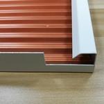 室内护墙复合铝瓦楞板铝瓦楞板天花