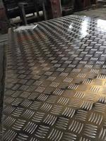 5052H114防滑挂车花纹铝板