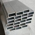 橱柜专用铝方管 6063国标本色铝管