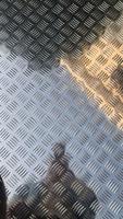 3003花纹铝板 防滑五条筋花纹铝板