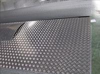 1100水波纹铝板 压型铝板