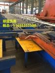 大机器挤压铝合金型材焊接加工