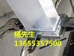 鋁管框架焊接+鋁方管框架結構焊接