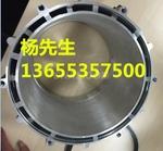 驱动电机铝壳,永磁电机水冷铝壳