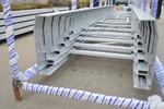 铝合金搬家梯铝型材铝梯焊接