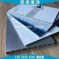 定制厚度隔音吸音鋁蜂窩板復合材料