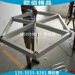 廣東三角形/六角形鋁格柵天花價格