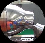 豪克能金属镜面加工和滚压的对比