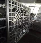 建材铝材铝窗花花格隔断
