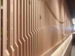 木紋弧形方通|U型鋁方通廠家定制