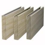 定制U槽铝方通 造型型材铝方通