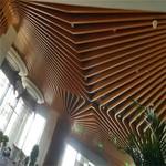 定制精装艺术造型、铝方通吊顶幕墙